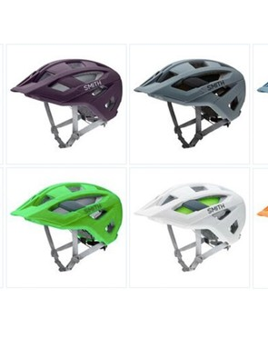 Eight colors are available for the Rover, including a sweet Matte Black Cherry (top row, second from left)