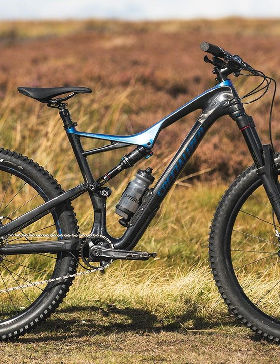 Specialized's Stumpjumper FSR Comp Carbon 650b