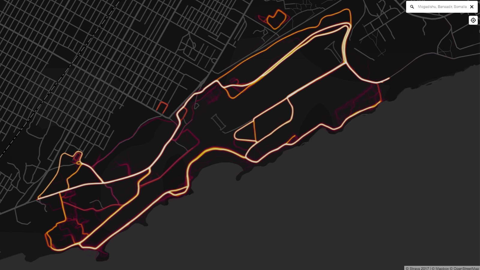 Strava's Heatmap has the potential to reveal sensitive information, such as the location and habits of U.S. and U.N. personel