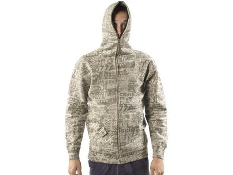 Sombrio All-Up Full-Zip Hoody