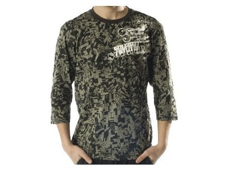 Sombrio Amo Long Sleeve Dirt Tee