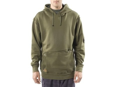 Sombrio Burner Pull-Over Hoody