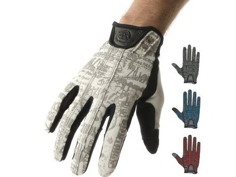 Sombrio Jackal All-Over Printed Gloves