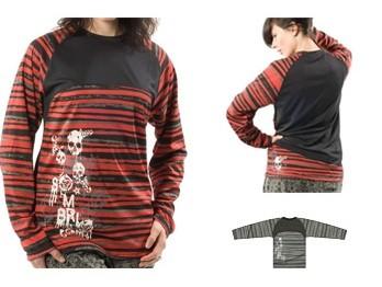 Sombrio Womens Lofter Long Sleeve DH Jersey
