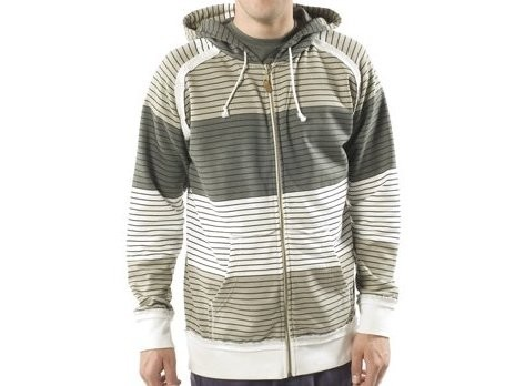 Sombrio Straightline Full-Zip Hoody