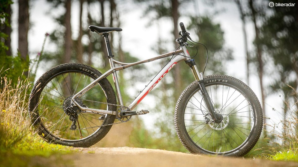 Sonder Transmitter SRAM NX1 Sektor first ride review - BikeRadar