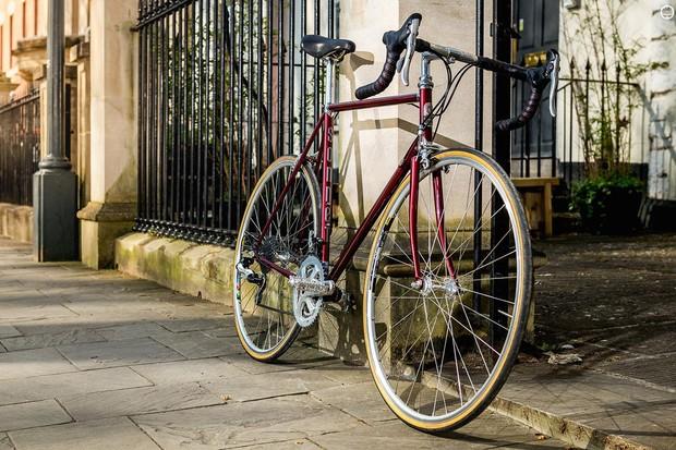 Sonnet's Road MK1 bike