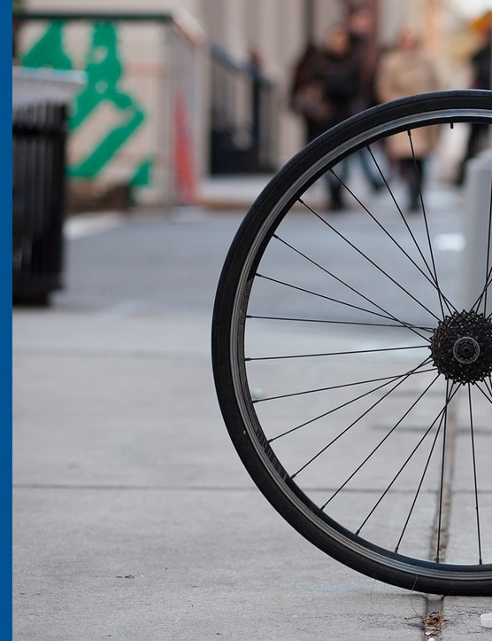 What do you think should be done in order to combat the trade of stolen bicycles and bike components?