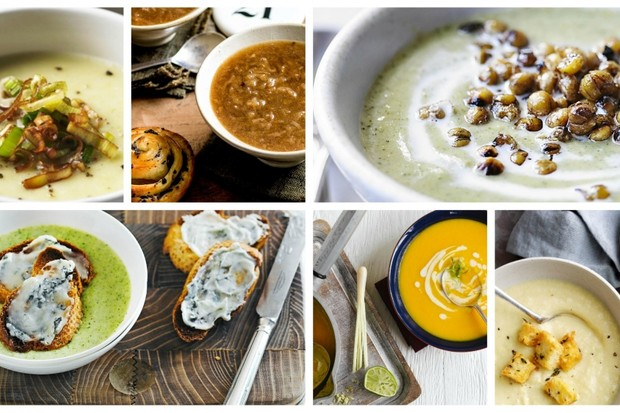 10 hearty and satisfying vegetarian soups
