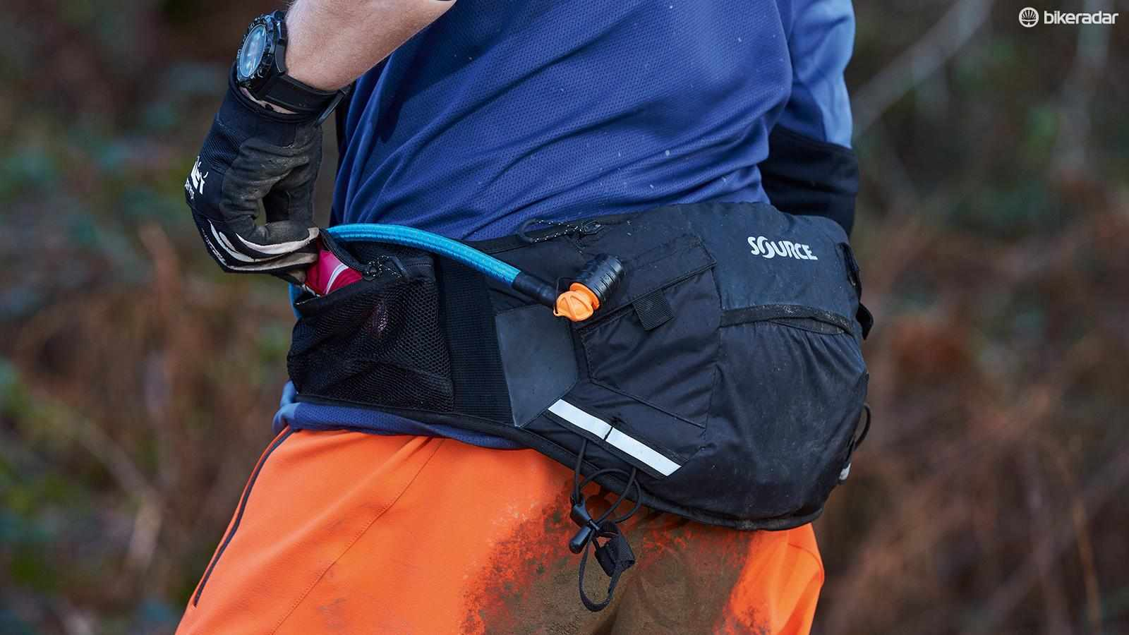 The Hipster hydration pack from Source