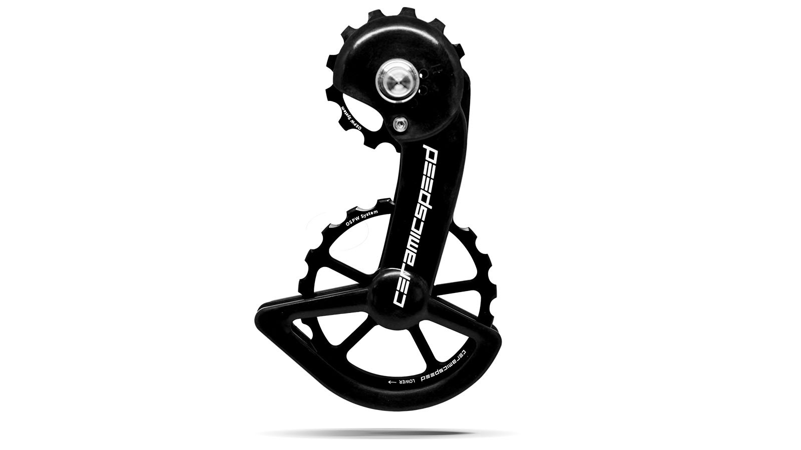 CermaicSpeed's new 13/19t pulley for Shimano Dura-Ace 9100 and 9150 derailleurs