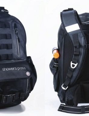 The Utility backpack is smaller. It weighs 3.4lbs and can swallow up to 26.8l worth of gear
