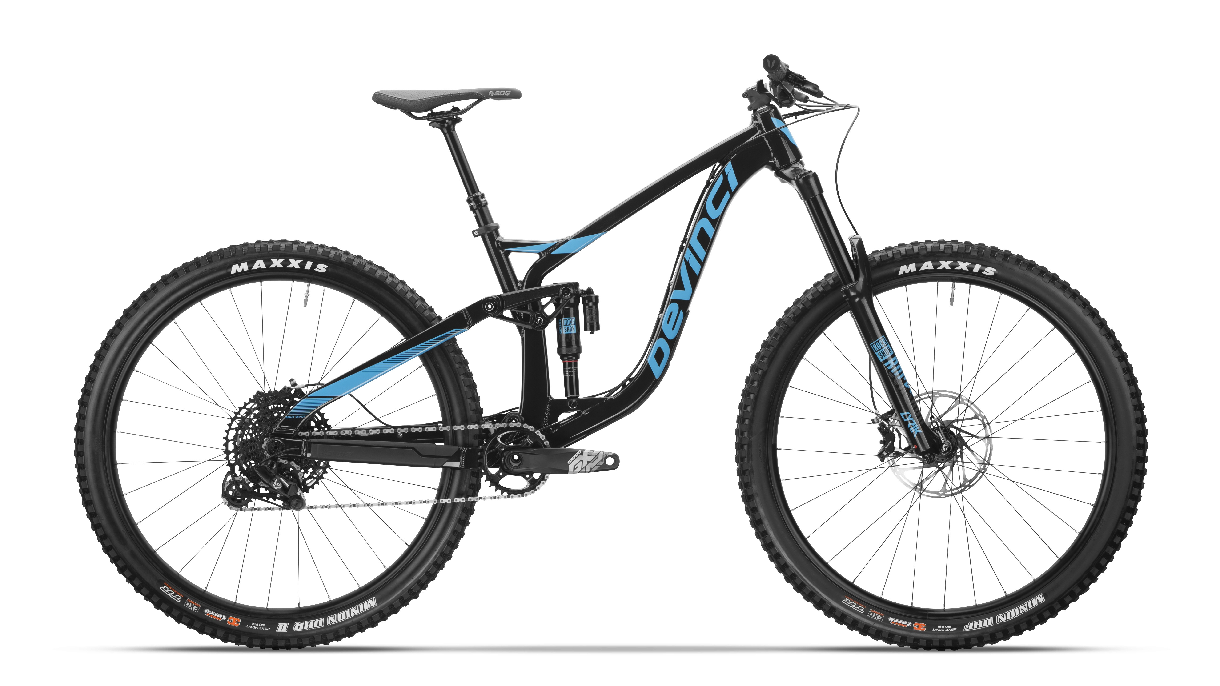 This GX Eagle spec alloy Spartan 29 looks bang on
