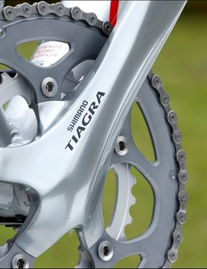 Tiagra Double Chainset