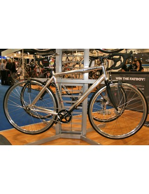 Specialized Langster polished silver