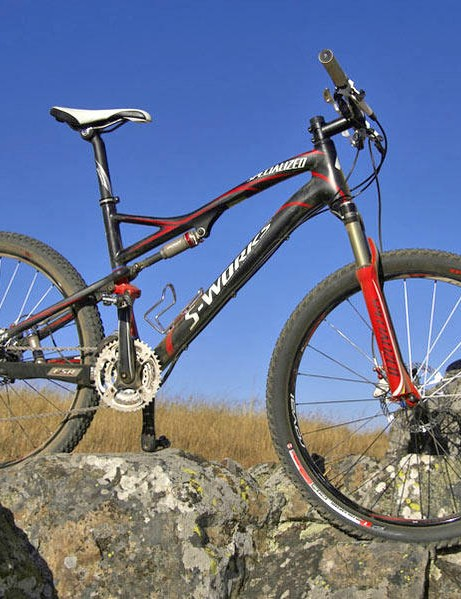 Specialized 2009 S-Works Epic