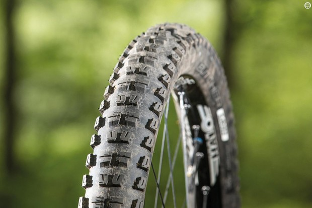 Specialized's Butcher GRID 2Bliss 2.8in tyre