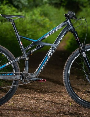 Specialized's Enduro 29 is one of a handful of enduro bikes to use 29er wheels