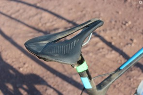 I keep a few Specialized Power saddles on hand for popping on test bikes