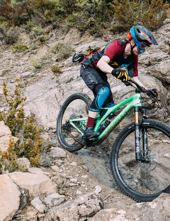 We spent three days riding the new Stumpjumper around Ainsa