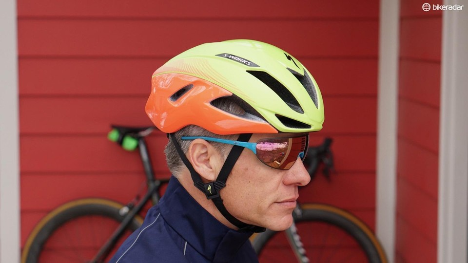 5bc615af569 A 5-star rating seldom happens, but Specialized's revamped Evade aero road  helmet merits