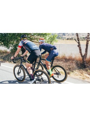 The S-Works Venge comes in six sizes, with the tubes on each optimized for the size
