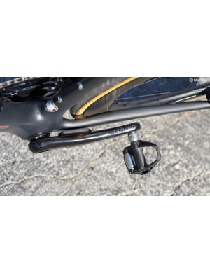 The new Power cranks work on ANT+ and Bluetooth