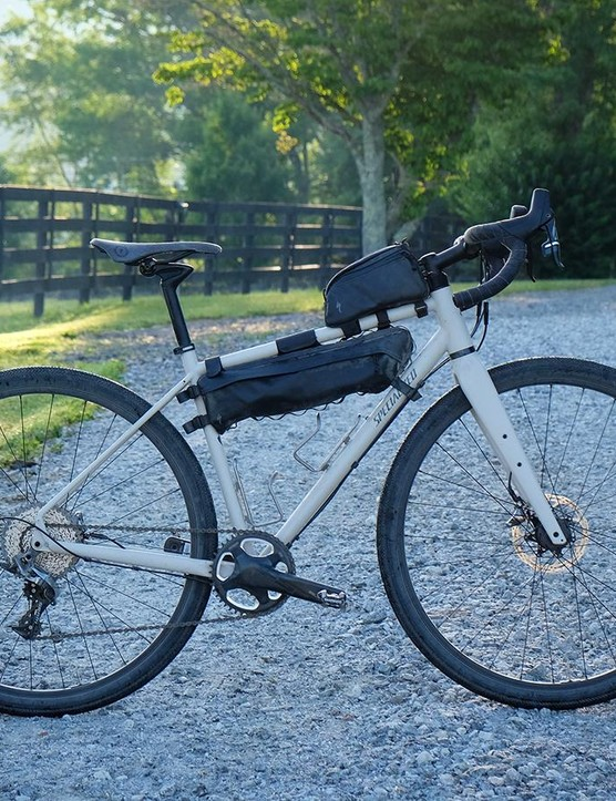 The Sequoia Expert is the top bike in the three bike line
