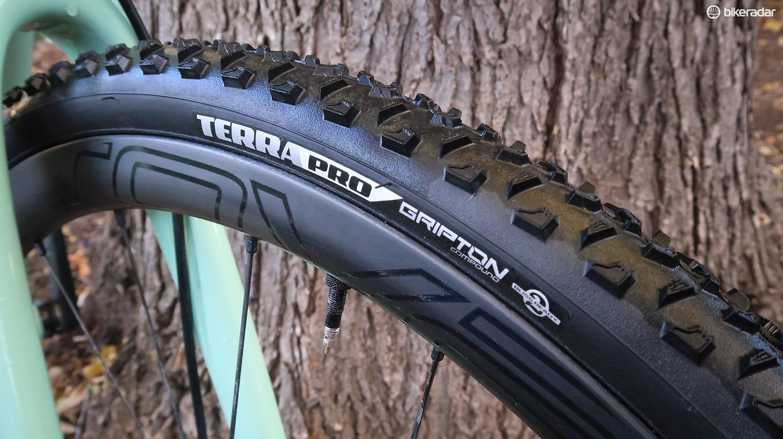 The Specialized Terra Pro has been redesigned for the 2017–2018 CX season