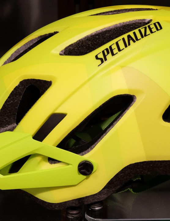The new Ambush Comp helmet has been designed for trail and enduro riding