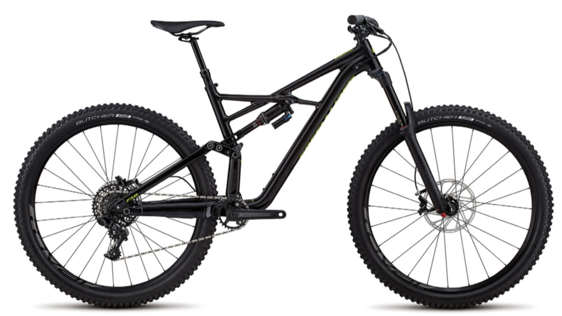 The Comp 29er version is an alloy-framed entry-level model for the range