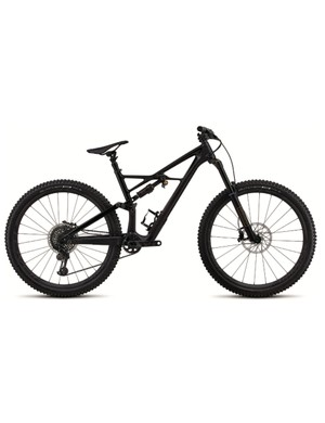 The S-Works Enduro 29er/6Fattie — available in any colour so long as it's black