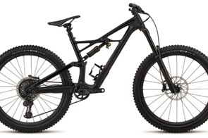 The new 650b Enduro has been lengthened and is designed to look and ride in a similar way to the 29er platform