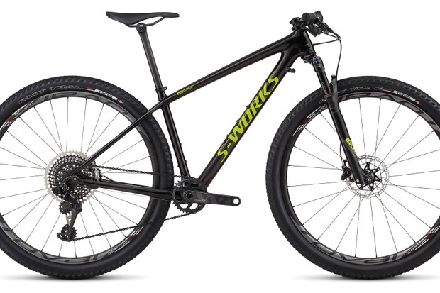 Specialized releases new lightweight S-Works Epic hardtail