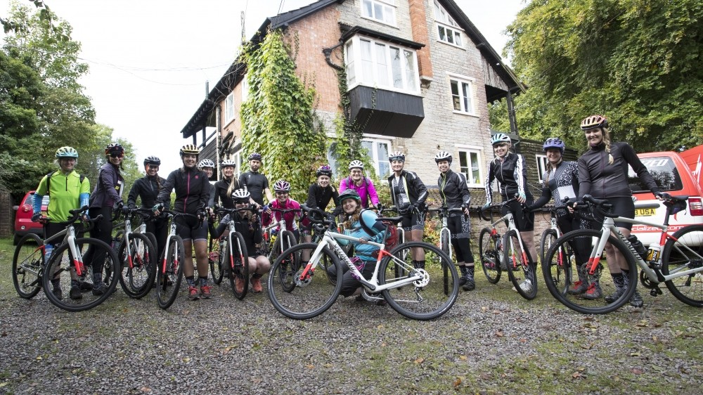 Rachel Verity shares her top tips from her first time grinding the gravel