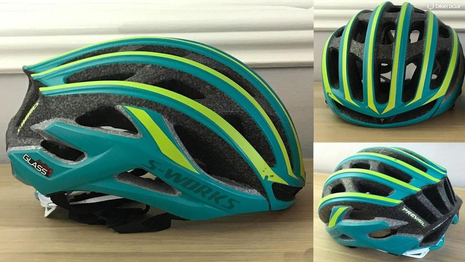 4e3bf2c1e S-Works Prevail II women s helmet review - BikeRadar
