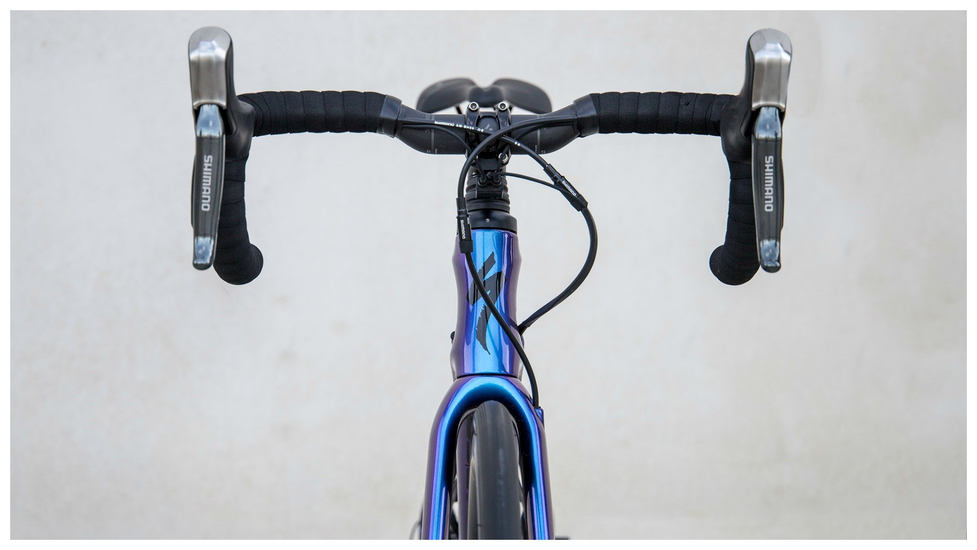The new Ruby also features Specialized's new Hover handlebars