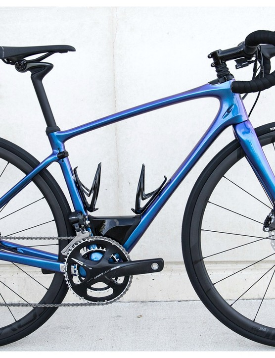 The new and rather eye-catching Specialized Ruby