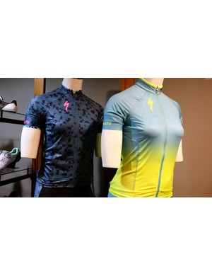 Ombre or geometric? Specialized channels fashion trends with the 2017 SL Pro range