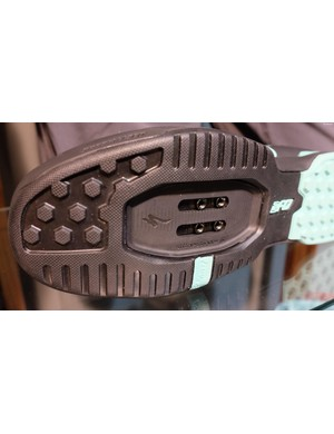 The Cliplite Lace still has the same proprietary SlipNot rubber sole as its higher priced sibling