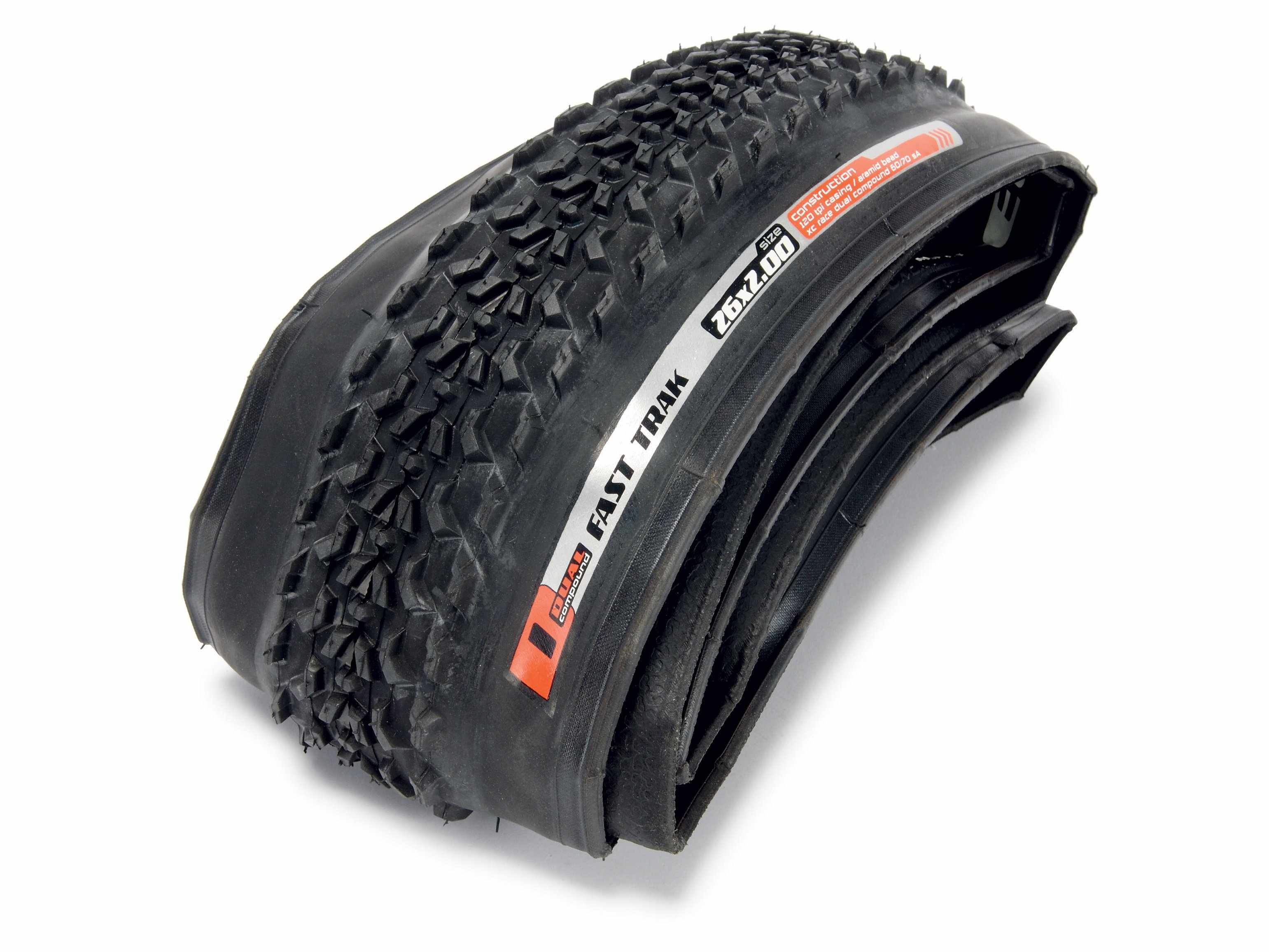 Hard wearing tyres for loose conditions