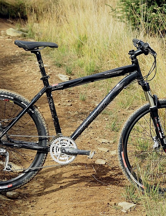 Specialized's mid level hardtail gets the full race ready treatment for a hard kicking maximum speed