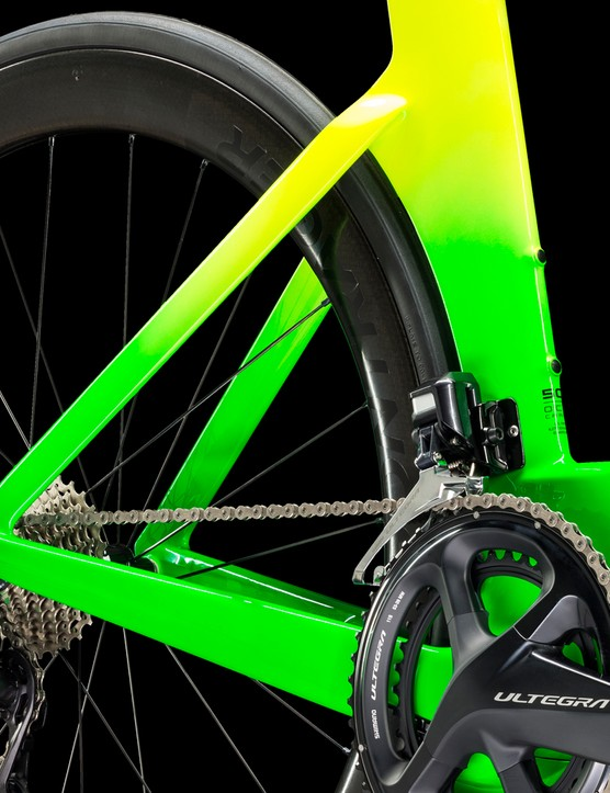 Want your time trial bike to stand out?