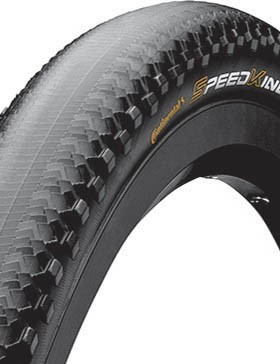Continental's new Speed King CX tyre is bound to catch the eye of gravel riders