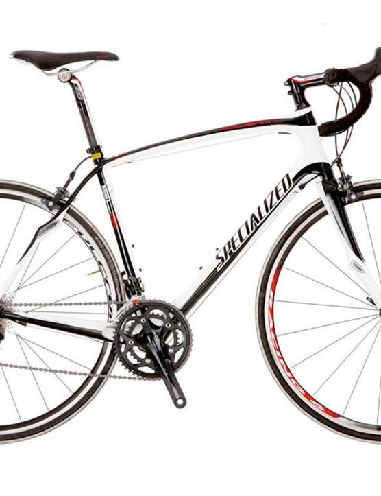 Specialized's Roubaix has come a long way from its original form. This is the SL2 version