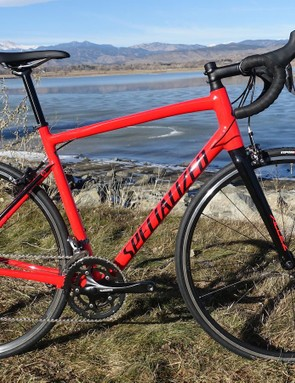 Specialized's Allez costs a meager $750 but delivers all the cycling fun you could ever need
