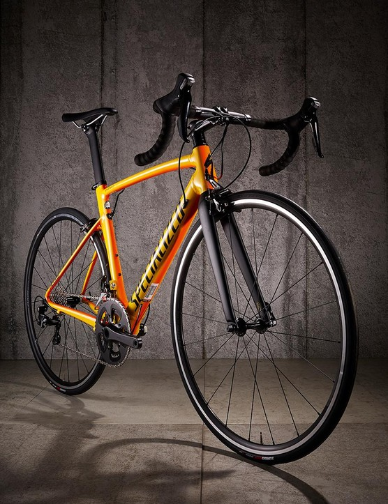 Specialized makes no bones about the single-minded nature of the design