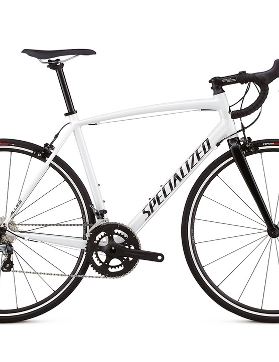 The Specialized Allez E5 Elite
