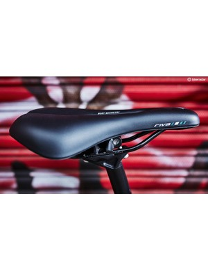 The comfortable Riva Sport Plus saddle
