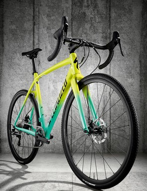 This CruX is aimed at cyclocross riding, whether that's for fun or to race